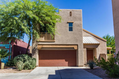 Tucson AZ Single Family Home For Sale: $179,500
