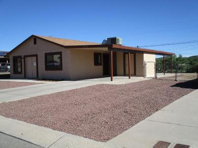 Tucson AZ Single Family Home For Sale: $149,500