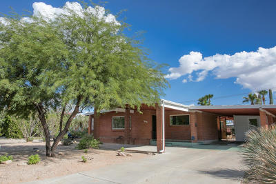 Tucson AZ Single Family Home For Sale: $188,000