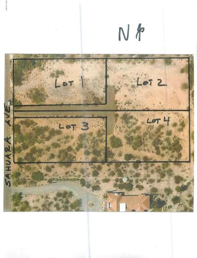 Residential Lots & Land For Sale: 464 N Sahuara Avenue #1