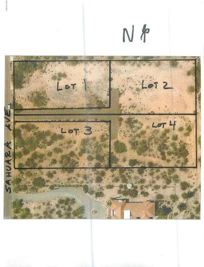 Residential Lots & Land For Sale: 436 N Sahuara Avenue #3