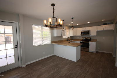 Tucson AZ Single Family Home For Sale: $187,000
