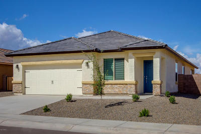 Marana Single Family Home For Sale: 12880 N White Fence Way