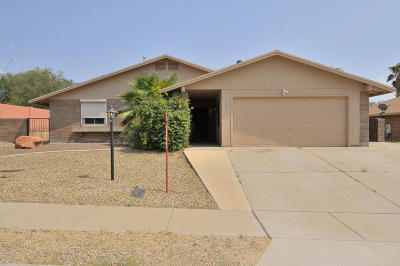 Tucson Single Family Home For Sale: 6750 N Morning Glory Drive