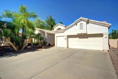 Oro Valley Single Family Home For Sale: 11164 N Divot Drive