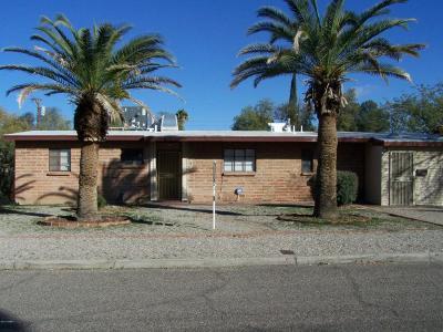 Tucson AZ Single Family Home For Sale: $199,900