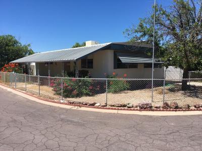 Tucson AZ Single Family Home For Sale: $59,000