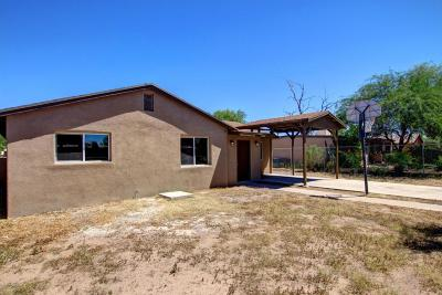 Tucson AZ Single Family Home For Sale: $129,900