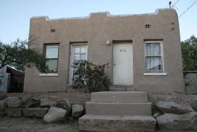 Tucson AZ Single Family Home For Sale: $190,000