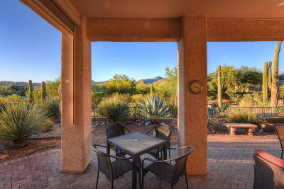Marana Single Family Home Active Contingent: 5332 W Winding Desert Drive