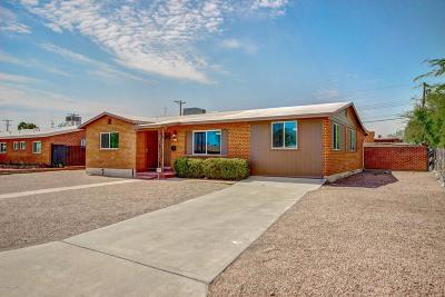 Tucson Single Family Home For Sale: 850 E Silver Street