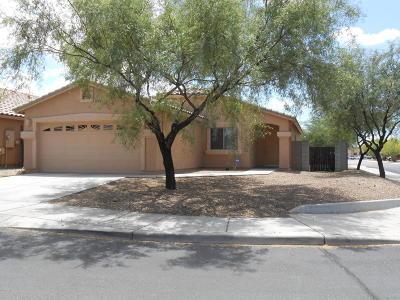 Tucson AZ Single Family Home For Sale: $169,000