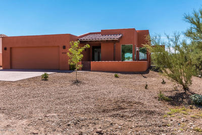 Pima County Single Family Home Active Contingent: 6063 W Tucson Estates Parkway