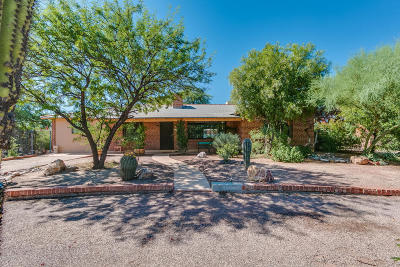 Tucson AZ Single Family Home For Sale: $207,900