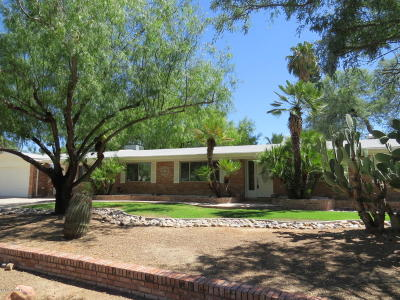 Single Family Home For Sale: 7302 E Calle Los Arboles