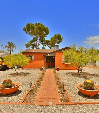 Tucson Single Family Home For Sale: 3011 E Linden Street