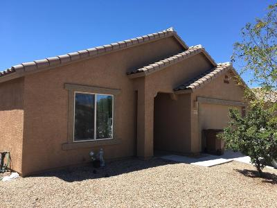 Marana Single Family Home For Sale: 11543 W Bannerstone Street