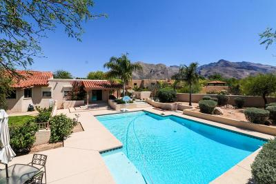 Tucson Single Family Home For Sale: 7330 N Sonya Way