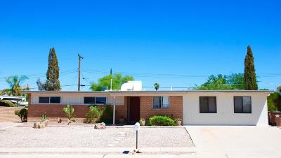 Tucson Single Family Home For Sale: 3242 W Calle Cereza