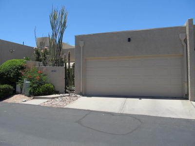 Tucson AZ Single Family Home For Sale: $110,000