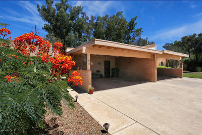 Oro Valley Single Family Home For Sale: 30 W Valle Place