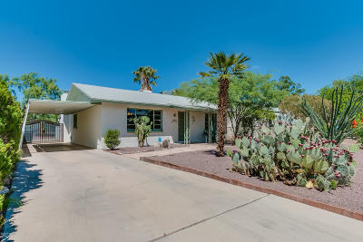 Tucson AZ Single Family Home For Sale: $169,950