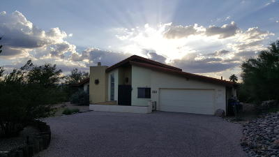 Tucson AZ Single Family Home For Sale: $399,500
