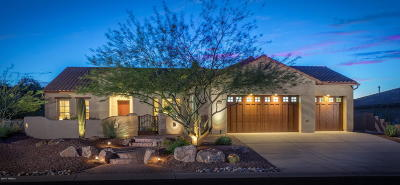 Tucson Single Family Home For Sale: 36474 S Desert Sun Drive
