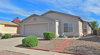 Tucson Single Family Home For Sale: 8962 E Glenmont Drive