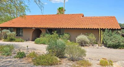 Tucson Single Family Home For Sale: 2300 N Calle Del Suerte