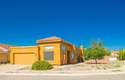 Tucson Single Family Home For Sale: 7907 S Kilbrennan Way