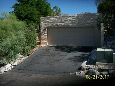 Tucson Single Family Home For Sale: 5430 N Camino De Las Brisas