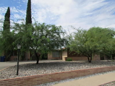 Tucson Single Family Home For Sale: 8548 E Beverly Street