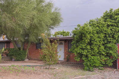 Tucson Single Family Home For Sale: 1847 W Caravelle