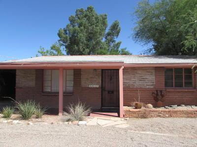 Tucson Single Family Home For Sale: 3417 E Pima Street