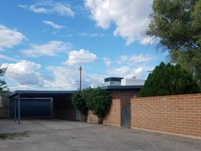 Tucson Single Family Home For Sale: 1813 S Avenida Planeta