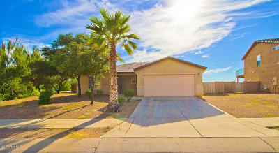 Tucson Single Family Home For Sale: 4748 E Coneflower Drive