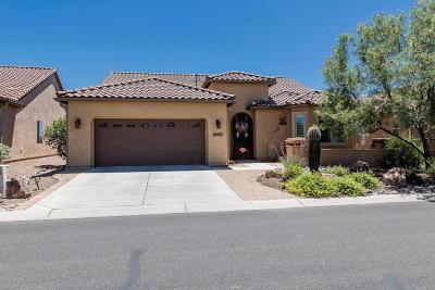 Oracle Single Family Home Active Contingent: 60765 E Arroyo Vista Drive