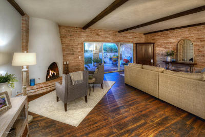Tucson Single Family Home For Sale: 4708 E Apple Valley Place