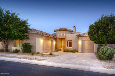 Tucson Single Family Home For Sale: 6258 N Via Jaspeada