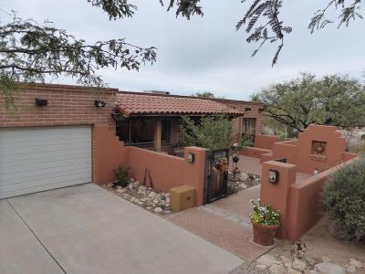 Tucson Single Family Home For Sale: 3311 N Cottontail Circle