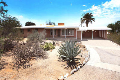 Tucson Single Family Home For Sale: 6901 N Kenanna Place