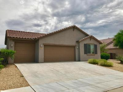Tucson Single Family Home For Sale: 6761 W Fishermans Drive
