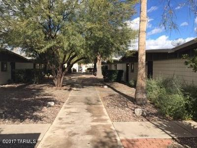 Tucson Residential Income For Sale: 3647 E 2nd Street
