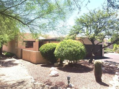 Tucson Single Family Home For Sale: 4648 E Camino Primera Alta