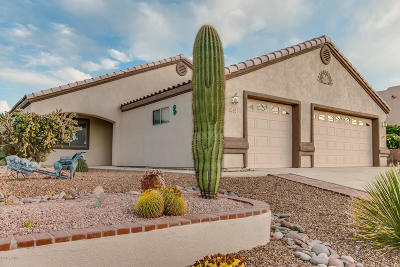 Green Valley  Single Family Home For Sale: 601 W Via Alamos