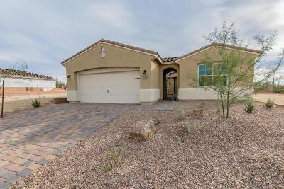 Marana Single Family Home For Sale: 7563 W Buckeye Path