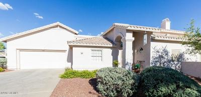 Single Family Home Active Contingent: 10975 N Pebble Way