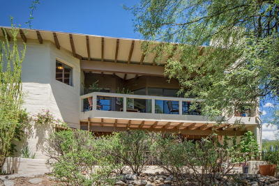 Tucson Single Family Home Active Contingent: 2600 E Skyline Drive #15