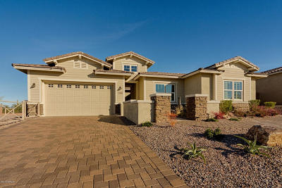 Single Family Home For Sale: 7340 W Cactus Flower Pass
